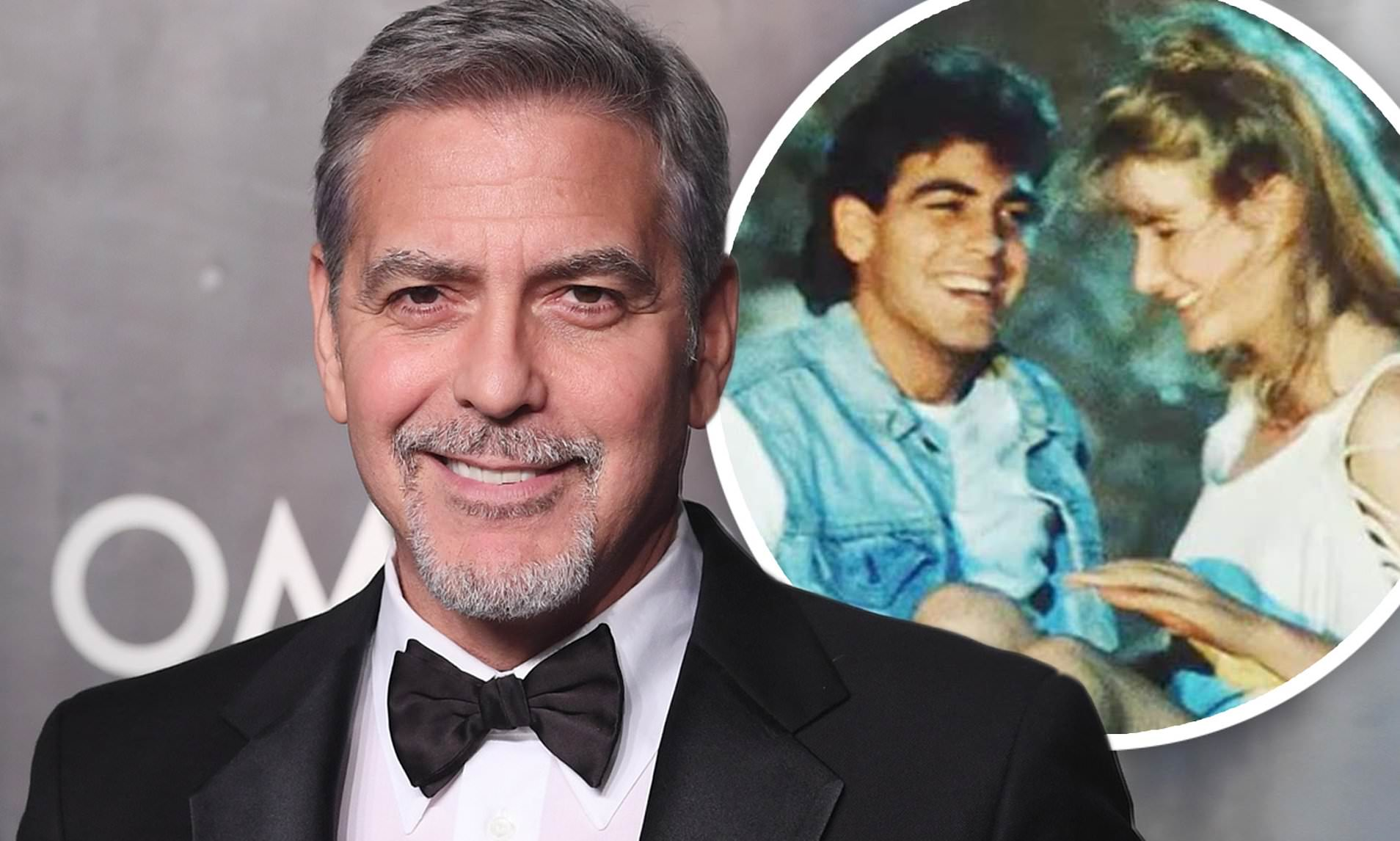George Clooney isn't looking forward to the release of his ultra low-budget horror film Grizzly II   Daily Mail Online