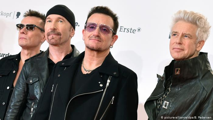 U2 album ′Songs of Experience′: Time for retirement?   Music   DW   01.12.2017