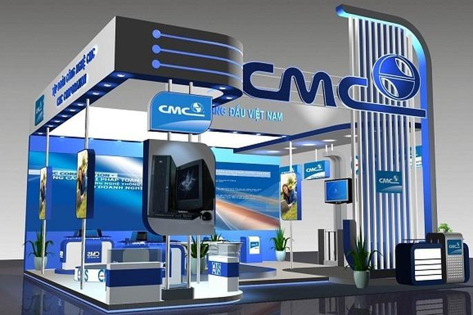 Kết thúc quí I/2020, Tập đoàn công nghệ CMC (CMG) báo lãi 43 tỉ đồng, tăng  gấp đôi so với cùng kì