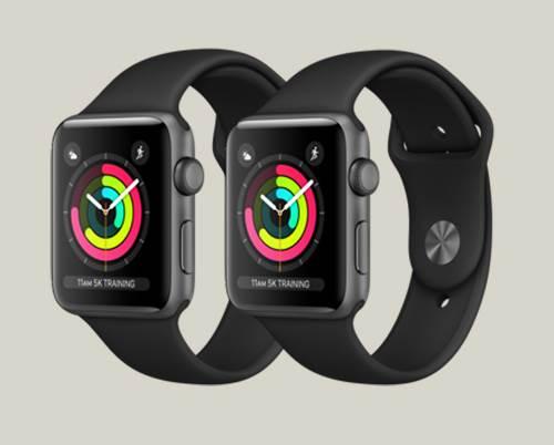 Apple Watch 3 - thiết bị công nghệ đáng mua nhất hiện nay 1