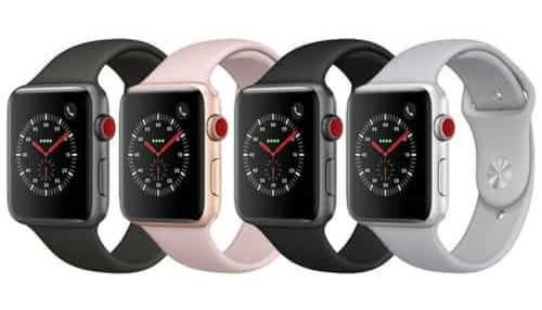 Apple Watch 3 - thiết bị công nghệ đáng mua nhất hiện nay