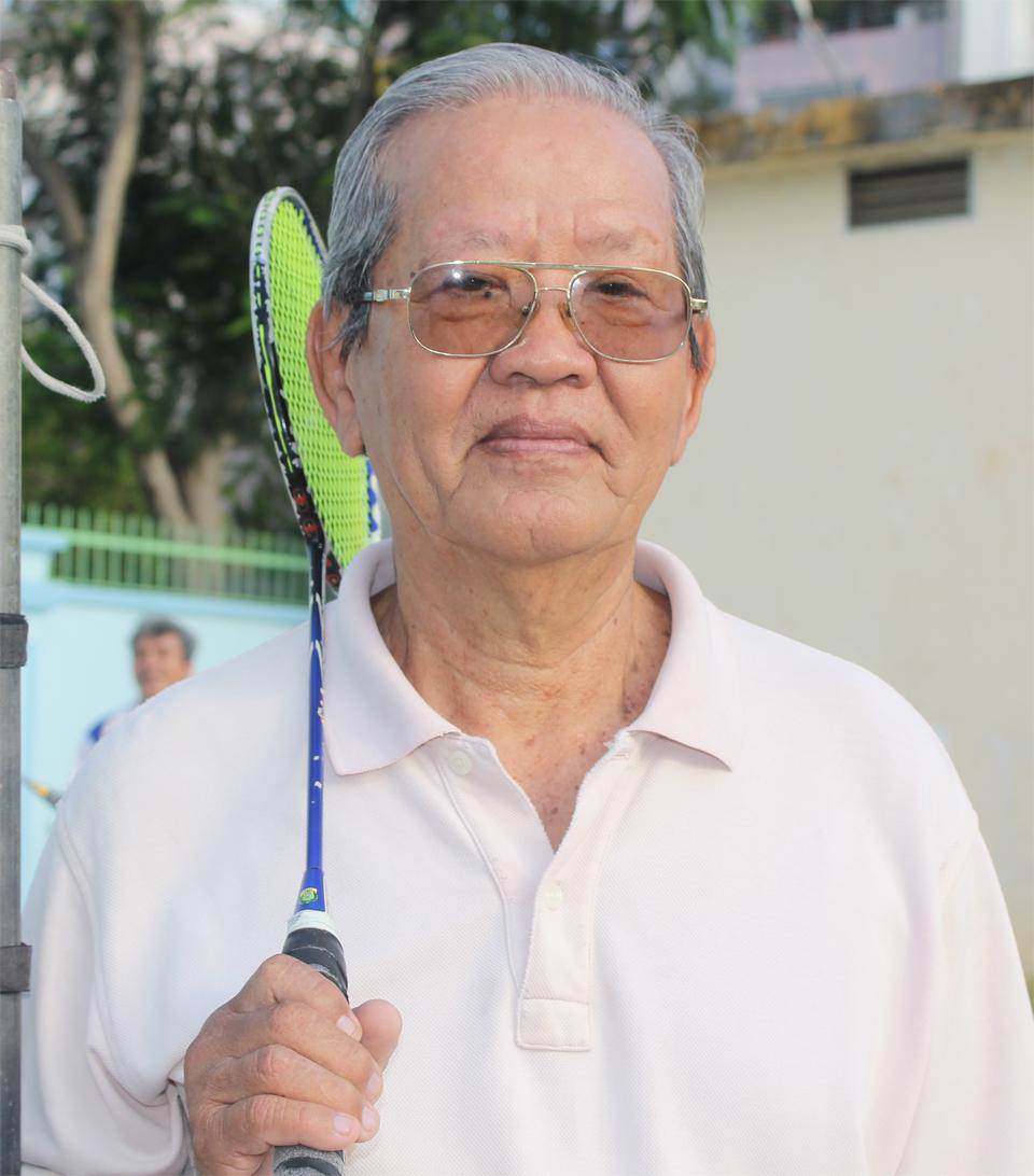Câu lạc bộ cầu lông Tân Hưng: 'Niềm vui, sức khỏe' sân chơi bổ ích cho người  cao tuổi - THẾ GIỚI KHỞI NGHIỆP