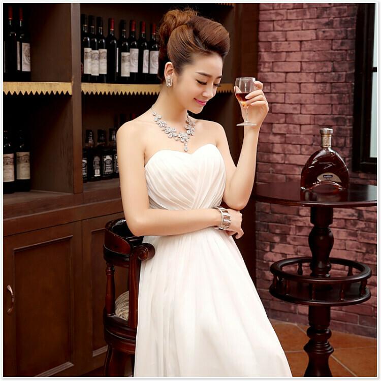 Đầm dạ hội maxi cúp ngực vô cùng quyến rũ   Đầm dạ hội đẹp