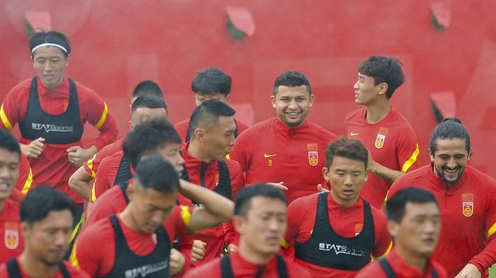 Top 10 đội tuyển bóng đá mạnh nhất châu Á năm 2021 - Trung Quốc