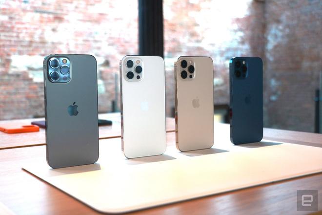 Cận cảnh iPhone 12 Pro - thiết bị công nghệ đáng mua nhất hiện nay 4