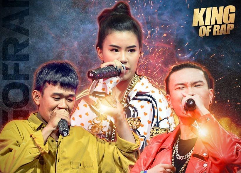 King of Rap' bất ngờ vượt mặt 'Rap Việt' trên danh sách Top Trending  YouTube | Giải trí | Thanh Niên