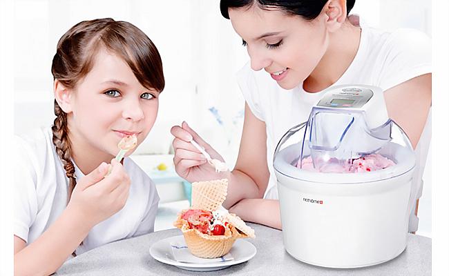 Bật mí Top 5 máy làm kem được nhiều gia đình ưa chuộng nhất hiện nay