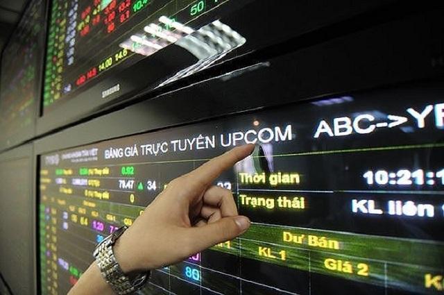 Sàn giao dịch Upcom nổi tiếng về chứng khoán tại Việt Nam