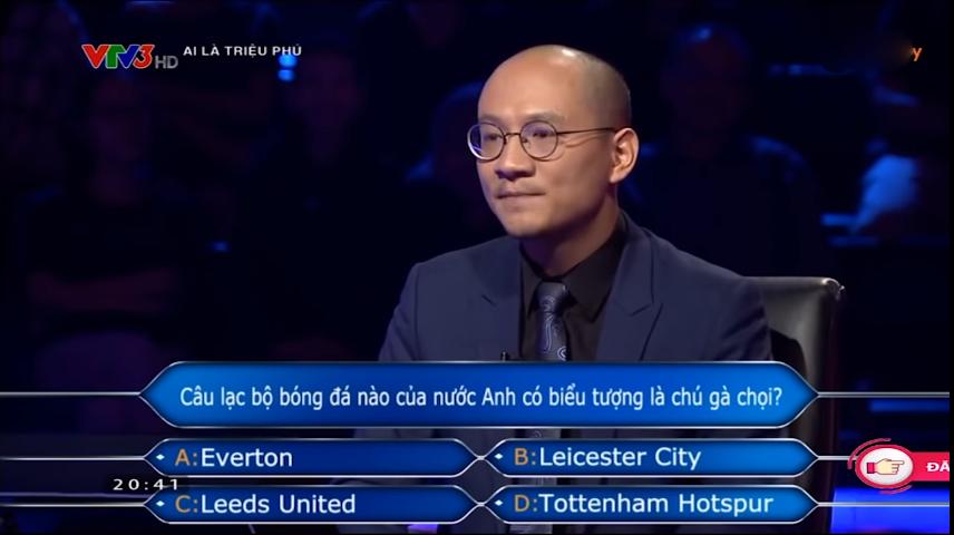 Ai là triệu phú' gây tranh cãi vì đặt câu hỏi sai cho người chơi | Văn hóa | Thanh Niên