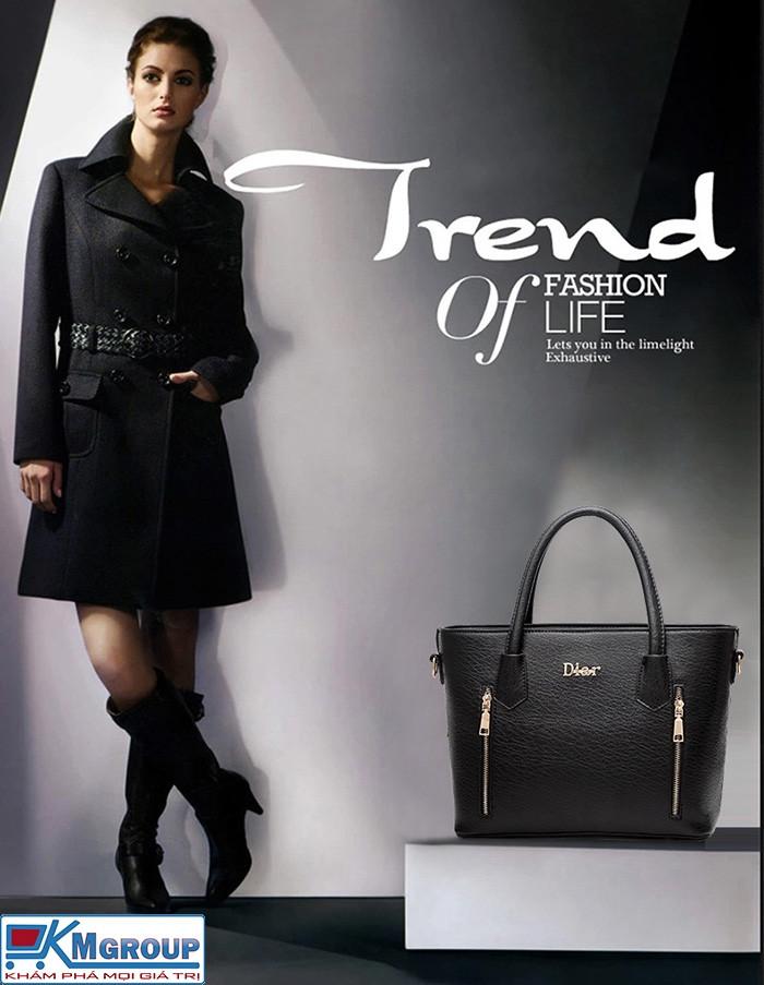 Ảnh trên tạp chí của Dior