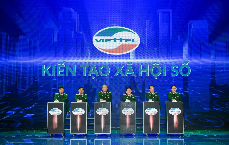 Tổng doanh thu Viettel đạt 1,2 triệu tỷ đồng giai đoạn 2014-2019   Công nghệ    Vietnam+ (VietnamPlus)